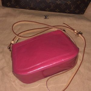 Authentic Louis Vuitton crossbody bag!!!